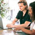 établir sa communication web